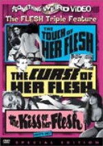 Jaquette TOUCHE OF HER FLESH/CURSE OF HER FLESH