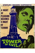 Jaquette Tower of Evil