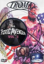 Jaquette TOXIC AVENGER 1 EPUISE/OUT OF PRINT