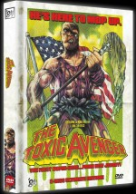 Jaquette Toxic Avenger (3-Disc Ultimate Edition - Director's Cut)