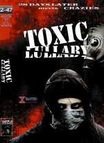 Jaquette Toxic Lullaby (Big Hardbox)