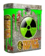 Jaquette Toxie's Top Ten the Collector's Set