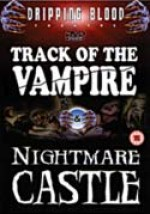 Jaquette Track Of The Vampire / Nightmare Castle