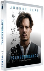 Jaquette Transcendance (Combo Blu-ray 3D + Blu-ray)