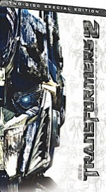 Jaquette Transformers 2 : La Revanche (�dition Collector)