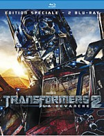 Jaquette Transformers 2 : La Revanche (�dition Sp�ciale)