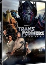 Jaquette Transformers: The Last Knight