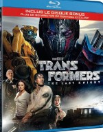 Jaquette Transformers: The Last Knight  [Blu-ray + Blu-ray bonus]