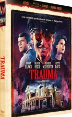 Jaquette Trauma - Édition Collector Blu-ray + DVD + Livret