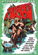 Jaquette TREASURE OF THE AMAZONS