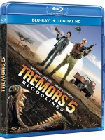 Jaquette Tremors 5: Bloodlines