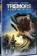 Jaquette Tremors : A Cold Day in Hell