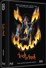 Jaquette Trick or Treat (DVD + Bluray - Cover A)