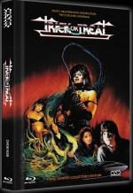 Jaquette Trick or Treat (DVD + Bluray - Cover B)