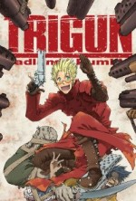Jaquette Trigun - Badlands Rumble : The Movie (�dition Collector)
