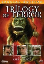 Jaquette Trilogy Of Terror