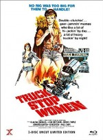 Jaquette Truck Stop Women (Bluray + DVD) Cover A