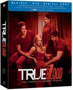Jaquette True Blood - L'int�grale de la Saison 4