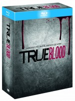Jaquette True Blood - L'int�grale des saisons 1 � 4