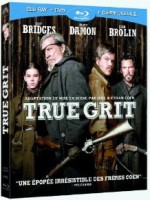 Jaquette True Grit (Blu-ray + DVD + Copie digitale)