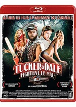 Jaquette Tucker et Dale fightent le mal