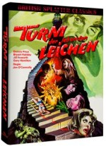 Jaquette Turm der lebenden Leichen (DVD + Bluray Cover A) EPUISE/OUT OF PRINT