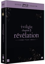 Jaquette Twilight - Chapitre 5 : R�v�lation, 2�me partie (�dition Collector)