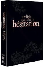 Jaquette Twilight - Chapitre III : H�sitation (�dition collector)