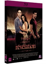 Jaquette Twilight - Chapitre IV : R�v�lation, 1�re partie