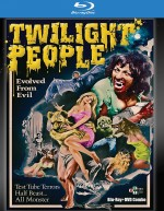 Jaquette Twilight People (DVD / Blu-Ray Combo)