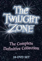 Jaquette Twilight Zone: Complete Collection