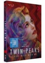 Jaquette Twin Peaks : Fire Walk With Me (Combo Blu-ray + DVD)