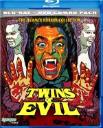 Jaquette Twins of Evil (Blu-ray & DVD Combo Pack)