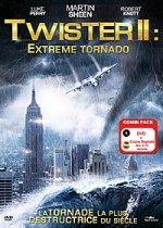 Jaquette Twister II : Extreme Tornado