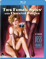 Jaquette Two Female Spies with Flowered Panties