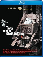 Jaquette Two on a guillotine