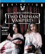 Jaquette Two Orphan Vampires