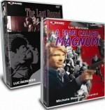 Jaquette Ultimate Crime Box Set All'italiana EPUISE/OUT OF PRINT