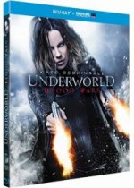 Jaquette Underworld : Blood Wars