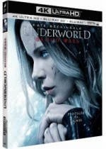 Jaquette Underworld : Blood Wars (4K Ultra HD + Blu-ray 3D + Blu-ray + Digital UltraViolet)
