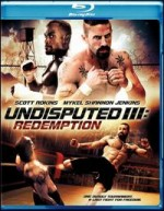 Jaquette Undisputed III: Redemption (2 Discs Includes Digital Copy)