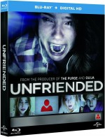 Jaquette Unfriended (Blu-ray + Copie digitale)