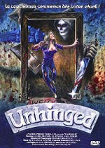 Jaquette Unhinged EPUISE/OUT OF PRINT