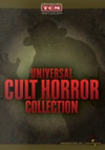 Jaquette Universal Cult Horror Collection