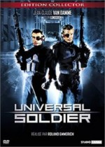 Jaquette Universal Soldier - Édition Collector 2 DVD