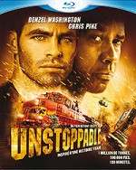 Jaquette Unstoppable (�dition Blu-ray + DVD)