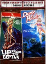Jaquette Up from the Depths / Demon of Paradise (Roger Corman's Cult Classics)