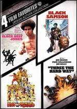 Jaquette Urban Action Collection: 4 Film Favorites