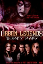 Jaquette Urban Legends Bloody Mary