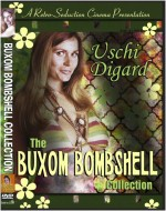 Jaquette Uschi Digard Buxom Bombshell Collection